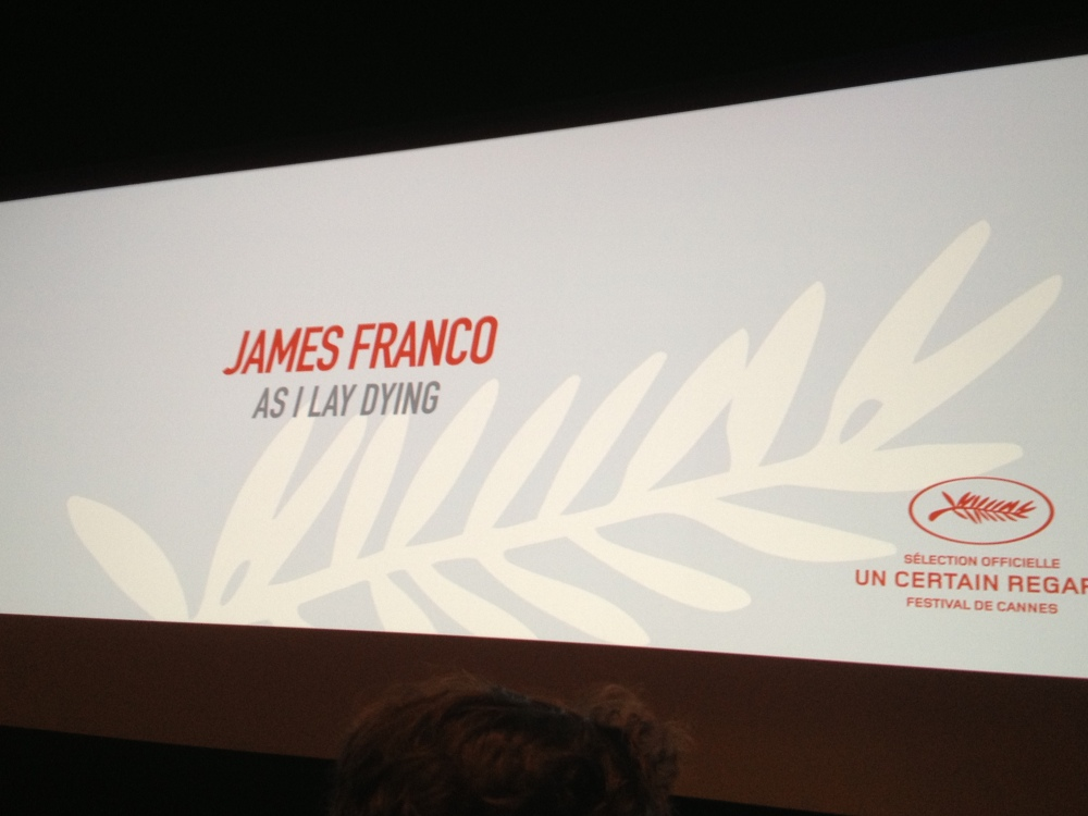 The title card.