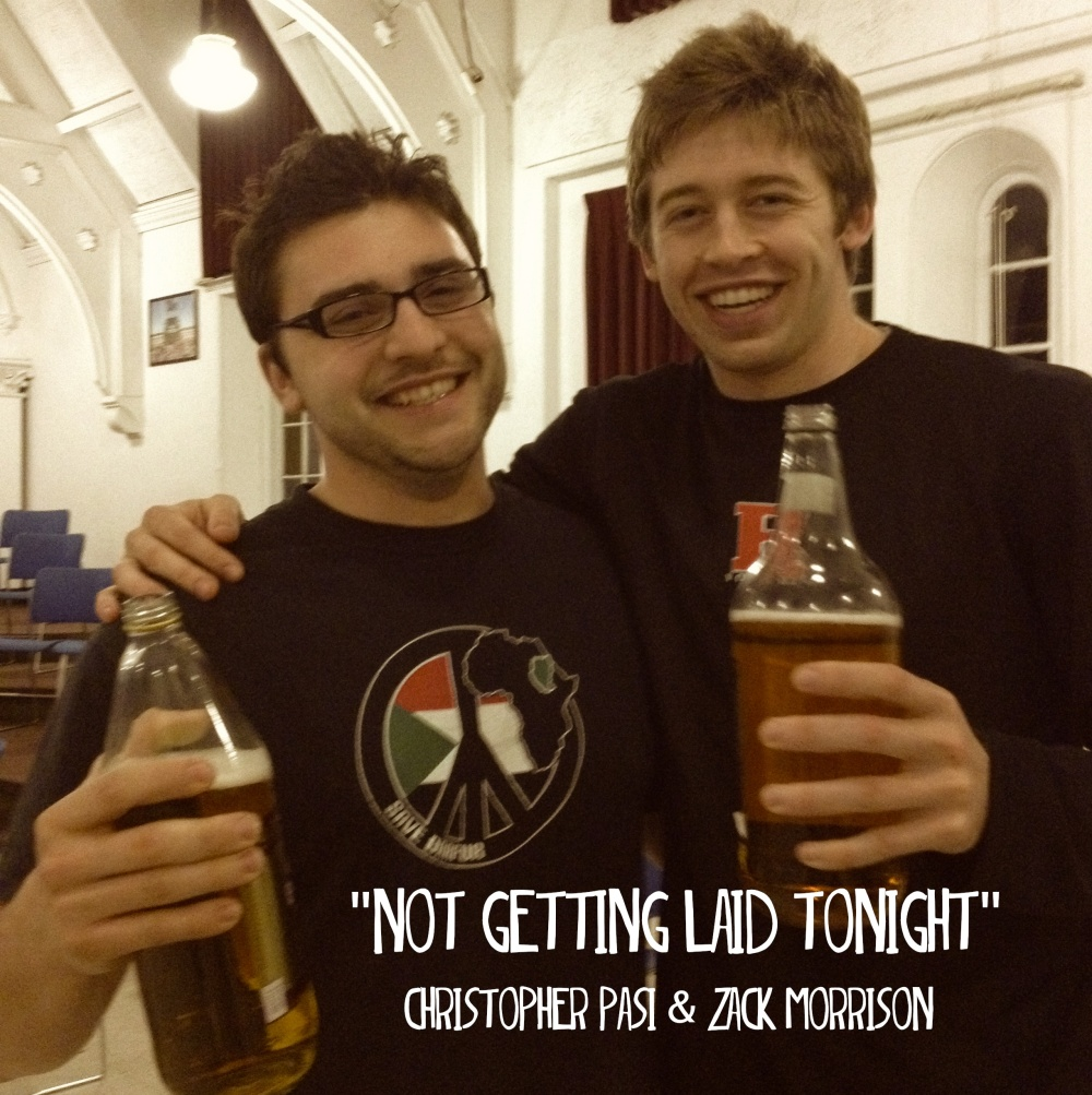 Not Getting Laid Tonight-Single