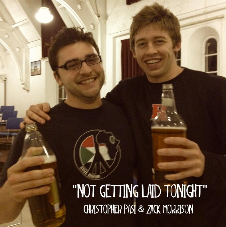 Not Getting Laid Tonight-Single